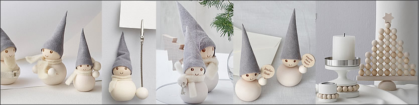 WWM Geschenke - skandinavische Geschenkartikel Winter 2017