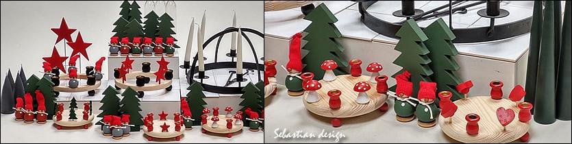Sebastian design Weihnachten 2021