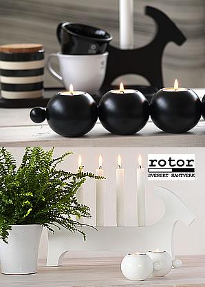 Rotor design Sweden