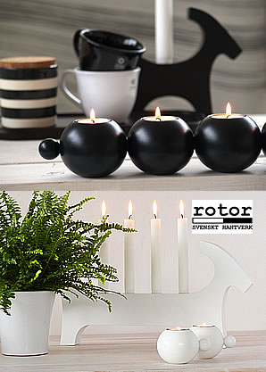 Rotor design Schweden