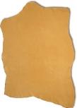 whole leather fur, ca. 70 x 60 cm