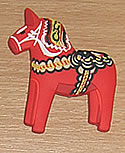 Magnet Dala-Pferd