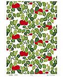 Almedahls Geschirrtuch Apple, 47x70 cm