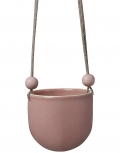 Aarikka Miniamppeli hanging basket, pink