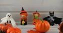 Halloween - Gespenst für Holzkränze