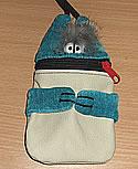 Handy-Tasche blau