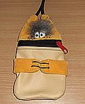 Handy-Tasche gelb