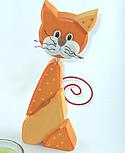 Talvel Katze bunt, mittel, orange