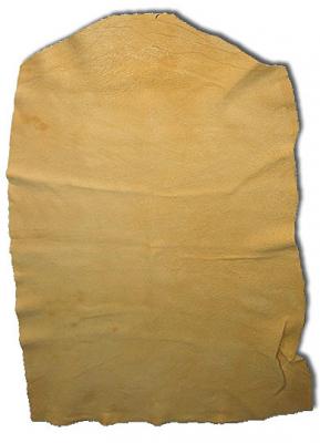 whole leather fur, ca. 60 x 50