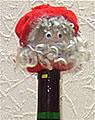 bottle opener Santa