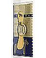 Present set Dala horse laser cut butterknife, Kitchen towel