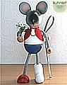 Guido Gipsy, H ca. 18 cm