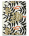 Almedahls Geschirrtuch surt sa räven braun, 47x70 cm