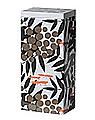 Almedahls coffee tin surt sa räven , h 21,1 cm