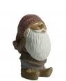 Nääsgränsgården Gnome Ebbe wise, 10 cm