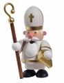 KWO Räuchermann St. Nikolaus mini, h 10 cm