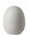 Aarikka Osterei klein, weiß, H 7 cm ⌀ 5,5 cm