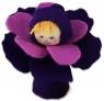 Blumenkind Veilchen violett, H 7 cm