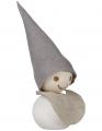 Aarikka VAUVA Pakkanen bébé, h  11 cm, blanc