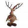 Det Gamle Apotek, Reindeer sitting, H 38 W 15 D 25 cm