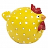 Nääsgränsgarden Swedish Hen Lisbeth large yellow, h 10,5 cm