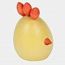Aarikka ROMANSSITPU chick, yellow, h 6,5 cm