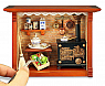Picture Box old kitchen 8 x 6 inch