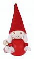 Aarikka Elf Perfume red, h 11 cm